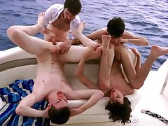 Orgy on the Boat