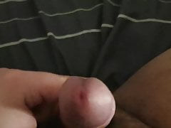 Thick white cock jerkoff