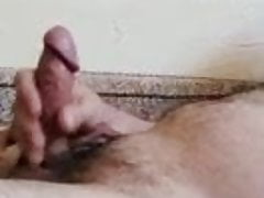 Playing with my cock.mp4