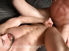 Hot 3some - Griffin Barrows,  Gabriel Cross & Massimo Arad