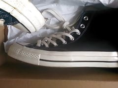 Converse New full masturbation