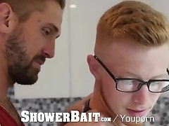 ShowerBait Red Head Shower Seduction