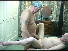 2 old studs making love